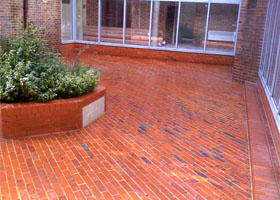 Patio Cleaning Chichester Case Study