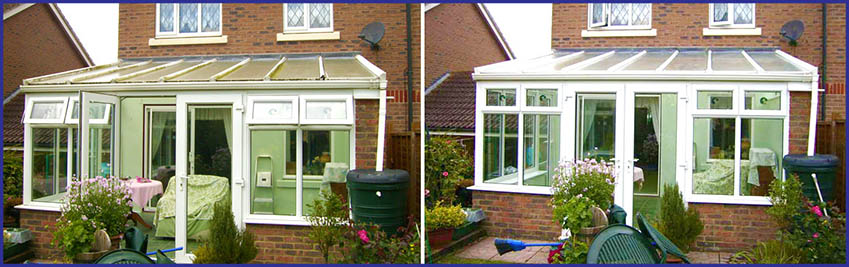 conservatory valeting