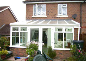 Conservatory Valeting chichester Case Study