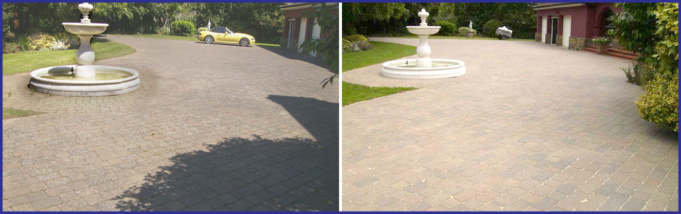 Pressure Washing Services Bognor Regis By Pro Cleanexterior Co Uk