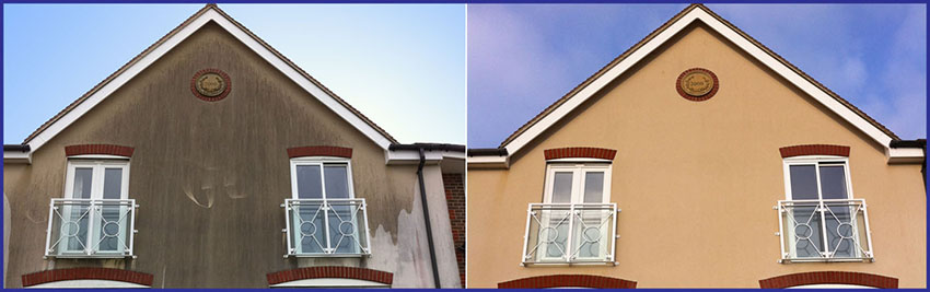 Render Cleaning Exterior Render Cleaners