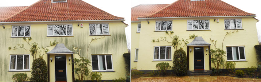 Render Cleaning services Chichester