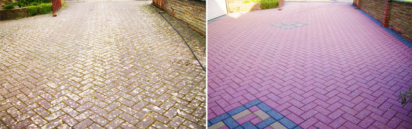 driveway cleaning goring-by-sea